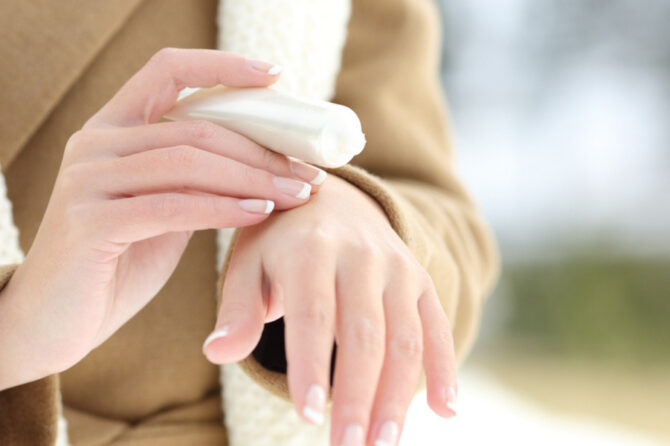 Top Four Tips for Healthy Winter Skin